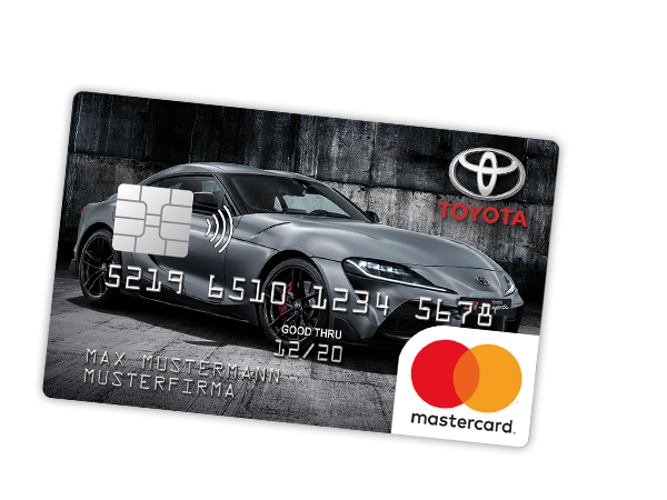 givve Card Referenz Toyota